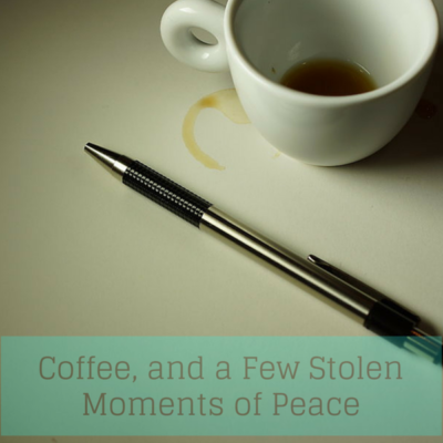 Coffee and Peace