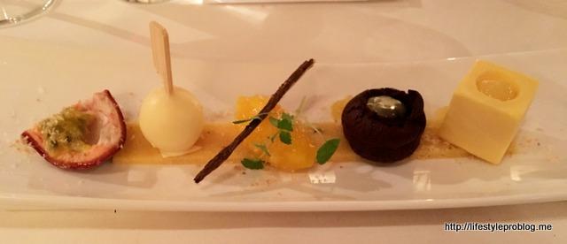 In Den Gapenden Eter Dessert